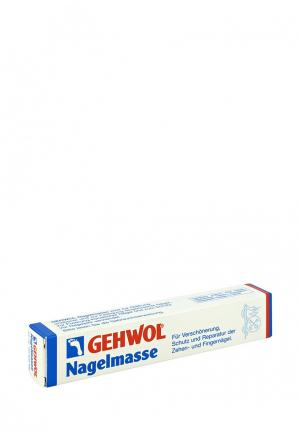 Клей для ногтей Gehwol. Цвет: белый