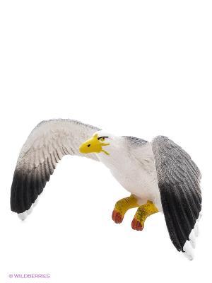 Чайка SCHLEICH. Цвет: белый
