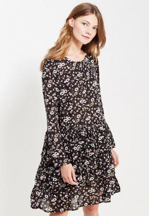 Платье Compania Fantastica. Цвет: черный