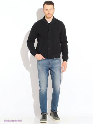 Куртка Tommy Hilfiger. Цвет: антрацитовый