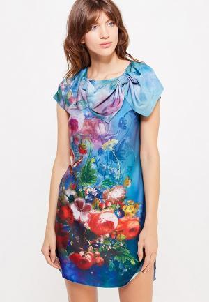 Платье Glam Goddess. Цвет: бирюзовый