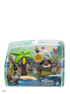 Игровой набор Моана в ассортименте Disney Princess. Цвет: зеленый, светло-зеленый