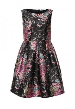 Платье Paccio. Цвет: разноцветный