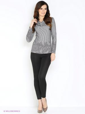 Блуза GiuliaRossi. Цвет: серый