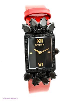 Часы GF Ferre. Цвет: красный