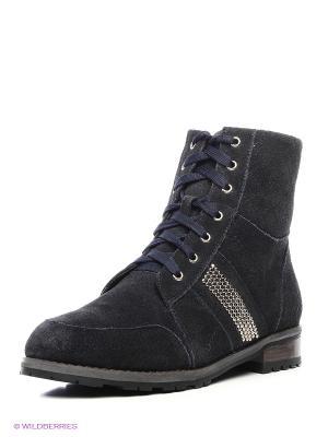Ботинки Yaro. Цвет: темно-серый