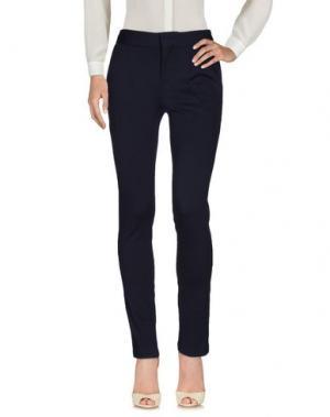 Повседневные брюки BARBON. Цвет: темно-синий