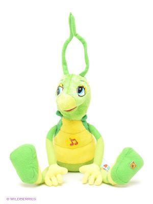 Мягкая игрушка Мульти-пульти. Цвет: салатовый, желтый