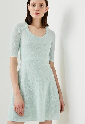 Платье M Missoni. Цвет: бирюзовый