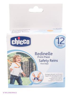 Поводок детский CHICCO. Цвет: оранжевый