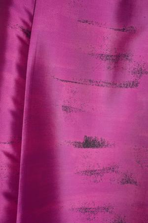 Платье Loren Sachin & Babi. Цвет: фуксия, черный