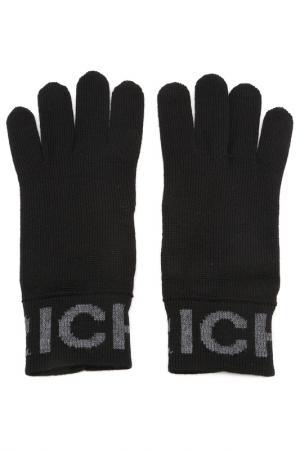 Перчатки John Richmond. Цвет: 1000 черный