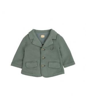Пиджак AMORE. Цвет: зеленый-милитари