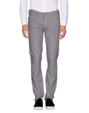Повседневные брюки WRANGLER. Цвет: синий