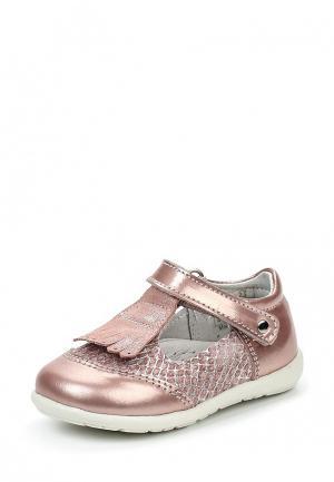 Туфли Barritos. Цвет: розовый
