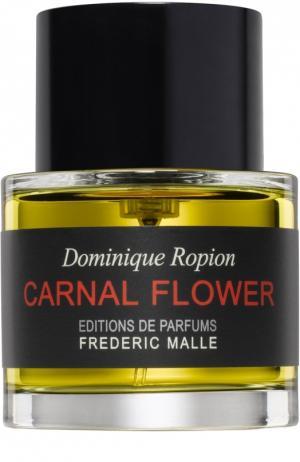 Парфюмерная вода Carnal Flower Frederic Malle. Цвет: бесцветный