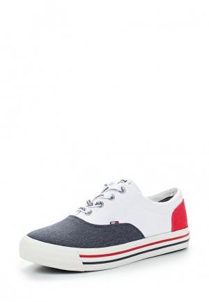 Кеды Tommy Jeans. Цвет: разноцветный