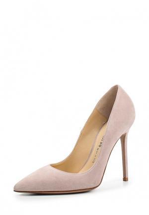 Туфли Nando Muzi. Цвет: розовый