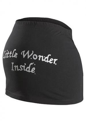 Бандаж для беременных «9 месяцев» NEUN MONATE. Цвет: чёрный