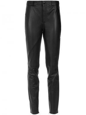 Skinny pants Tufi Duek. Цвет: чёрный