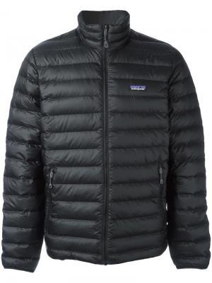 Куртка-пуховик Patagonia. Цвет: чёрный