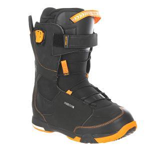 Ботинки для сноуборда  Empire Pf Black Deeluxe. Цвет: черный