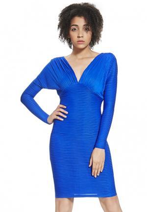 Платье Nothing but Love. Цвет: синий