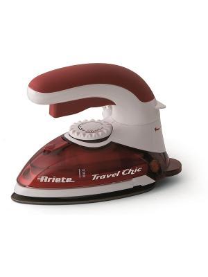 Ariete Утюг 6224 Travel Iron. Мощность 800Вт. Цвет: красный