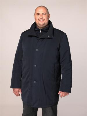 Куртка Paxton. Цвет: темно-синий