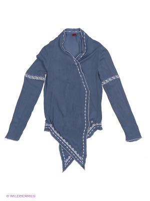 Блузка S.OLIVER. Цвет: синий