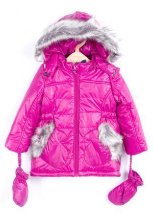 Куртка Coccodrillo. Цвет: фиолетовый (фуксия)
