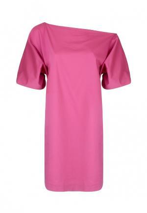 Платье Uona. Цвет: фуксия