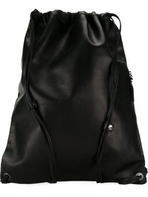 Рюкзак на резинке Hl Heddie Lovu. Цвет: чёрный