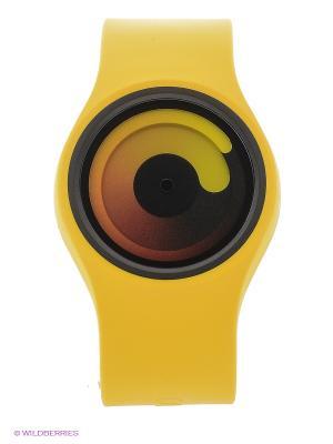 Наручные часы Gravity Banana Ziiiro. Цвет: желтый
