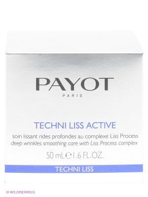 Крем для коррекции морщин Techni Liss, 50 мл. PAYOT. Цвет: серебристый