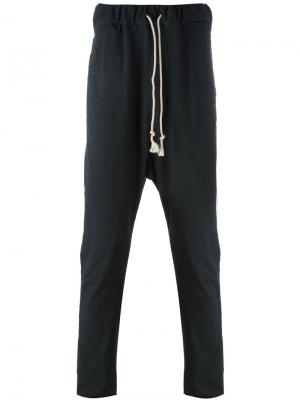 Спортивные брюки Poème Bohémien. Цвет: чёрный