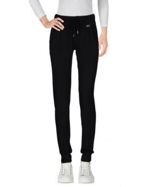 Повседневные брюки MET MIAMI COCKTAIL. Цвет: черный