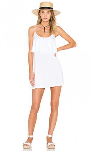Платье marlow fiesta Michael Lauren. Цвет: белый