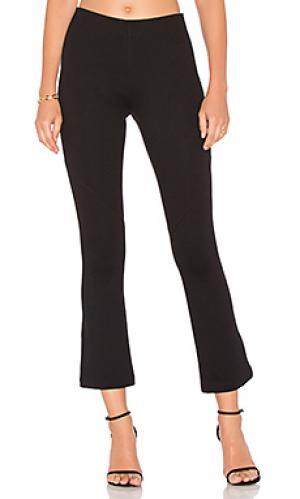 Трикотажные брюки whitman David Lerner. Цвет: черный