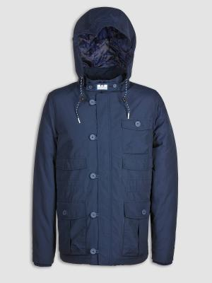 Куртка  Blyth Navy Weekend Offender. Цвет: темно-синий