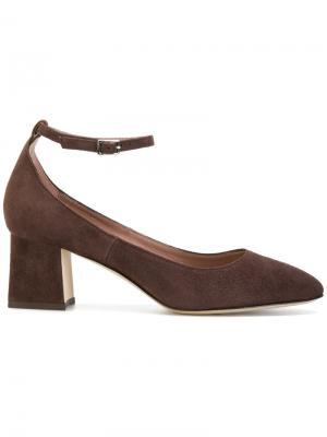 Туфли Carolin Gianna Meliani. Цвет: коричневый