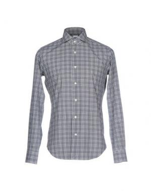 Pубашка LEXINGTON. Цвет: свинцово-серый