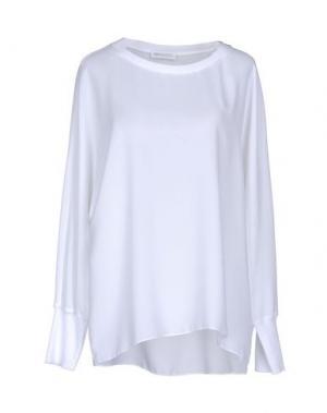 Блузка ST.EMILE. Цвет: белый