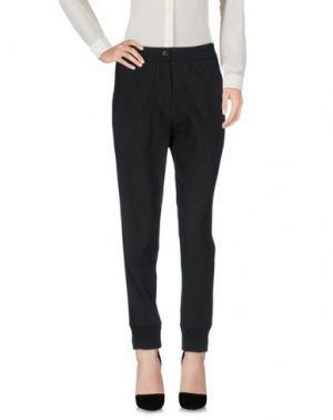 Повседневные брюки CREA CONCEPT. Цвет: черный
