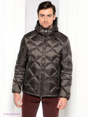 Куртка Henry Cotton's. Цвет: темно-коричневый