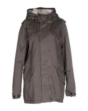 Куртка LEMPELIUS. Цвет: серый