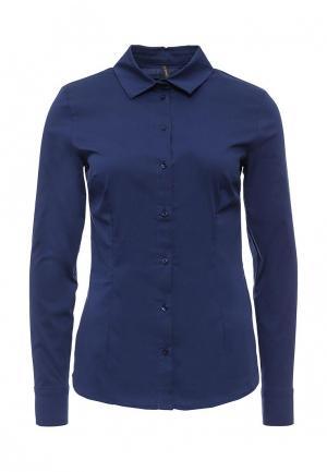 Рубашка Concept Club. Цвет: синий