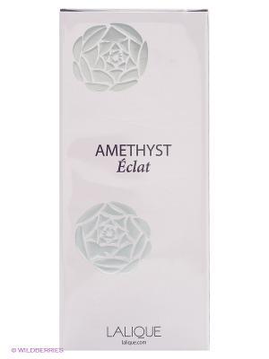 Парфюмерная вода AMETHYST ECLAT 100 мл cпрей LALIQUE. Цвет: бледно-розовый