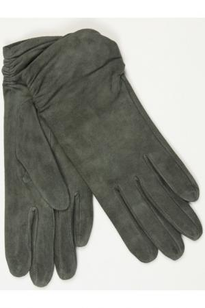 Перчатки Dali Exclusive. Цвет: темно-серый
