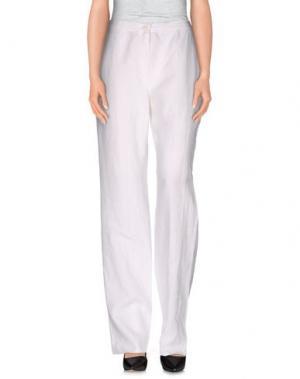 Повседневные брюки GIORGIO GRATI. Цвет: белый